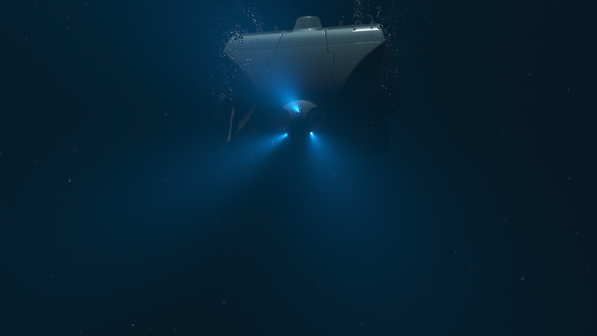 Challenger Deep Expedition